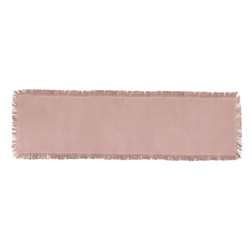 Jute Table Runner with Tassel