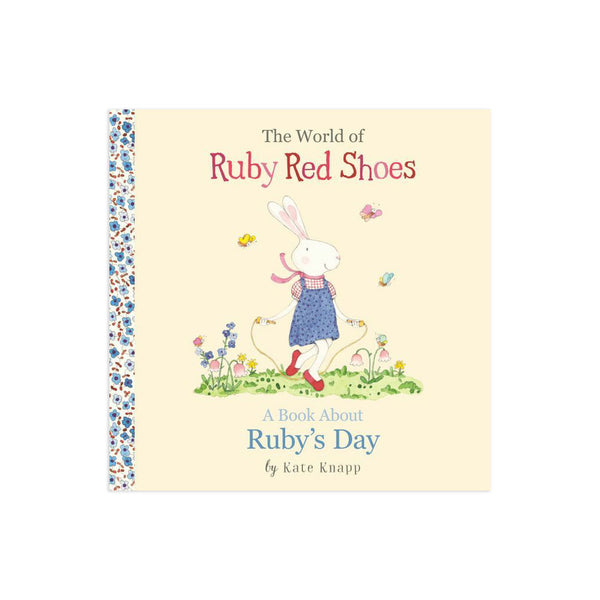 Ruby Red Shoes: A Book About Ruby's Day