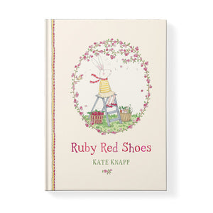 Ruby Red Shoes Story Treasury