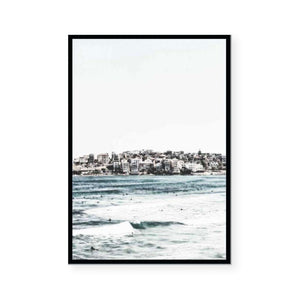 Summer Glare Portrait Print N