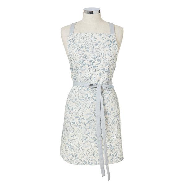 Fleur Cotton Cross Back Apron