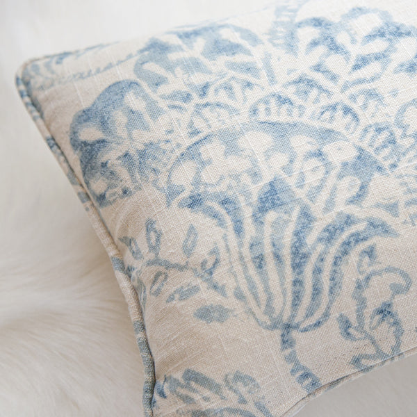 Madelaine Azure Cushion