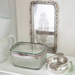 Heritage Brass Rectangle Tray