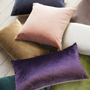 Daim Velvet Cushion
