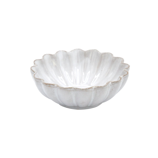 Terracotta Fluted Bowl