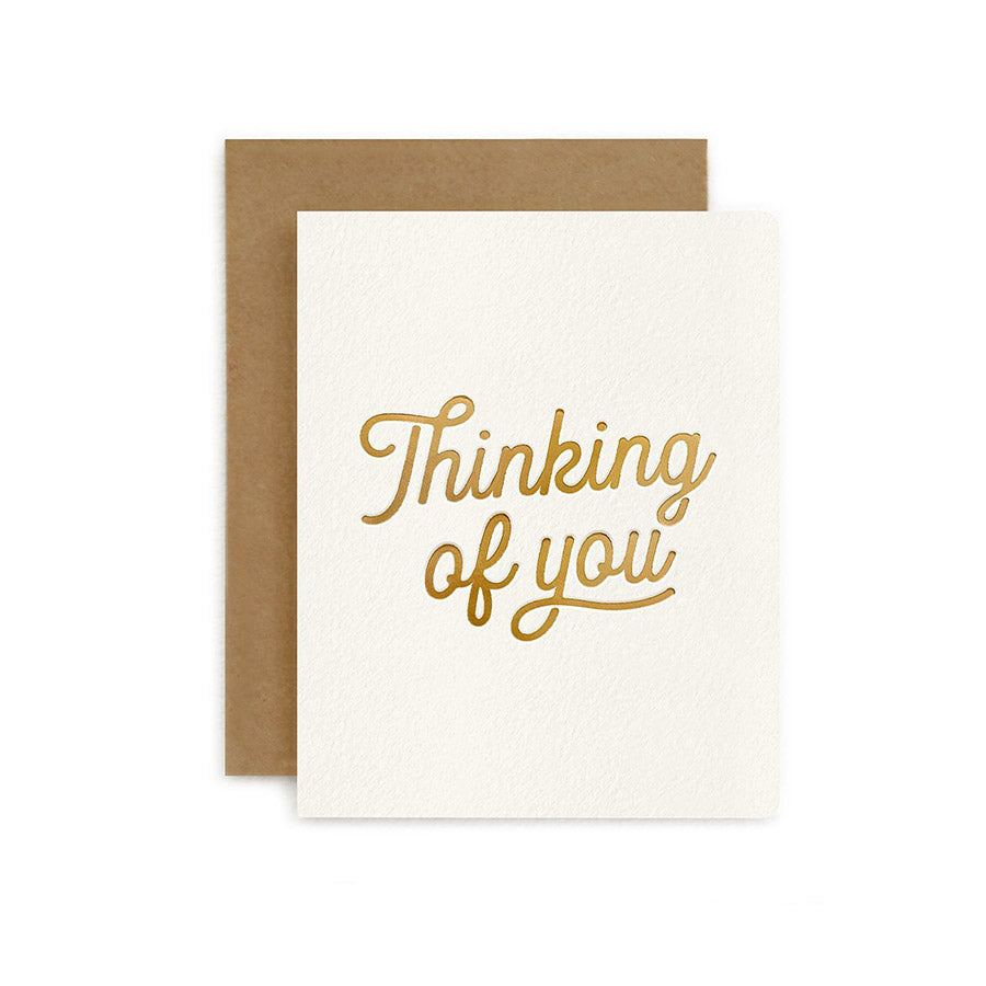 Thinking of You Petite Card