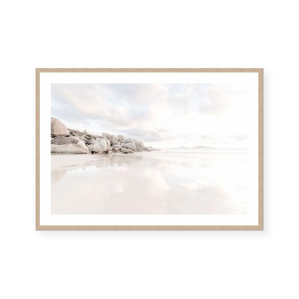 Whisky Bay Art Print