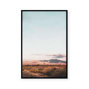 Cool Change II Framed Print