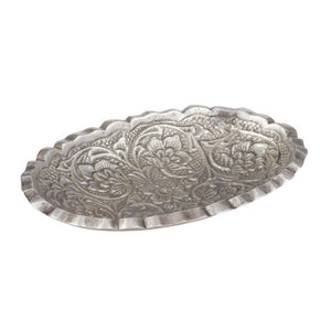 Heritage Brass Oval Dish