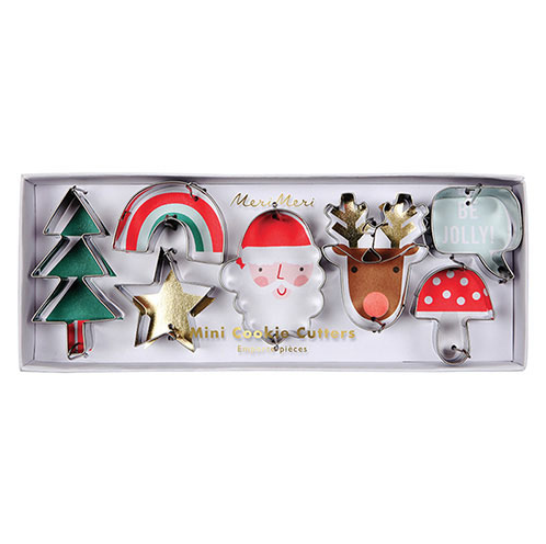 Cookie Cutter Mini Xmas