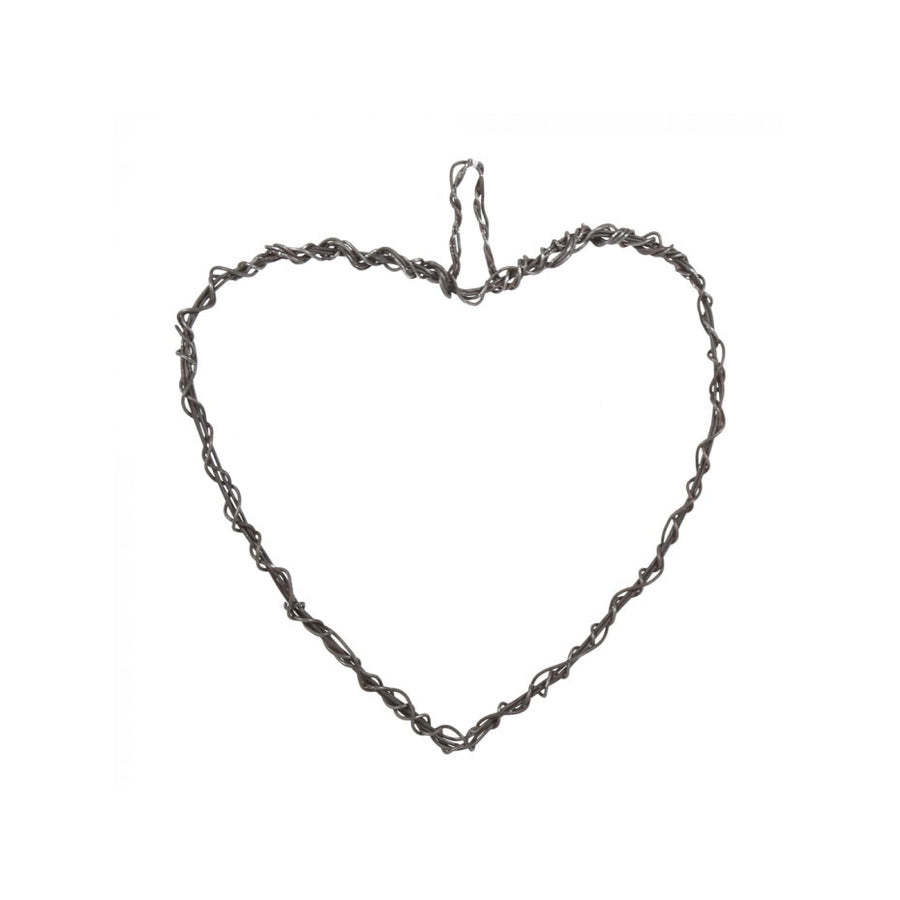 Rusted Wire Heart