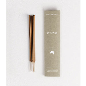 Frankincense & Juniper Incense Pack Small