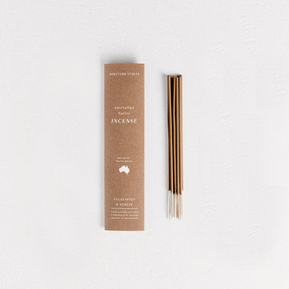 Eucalyptus & Acacia Incense Pack Small