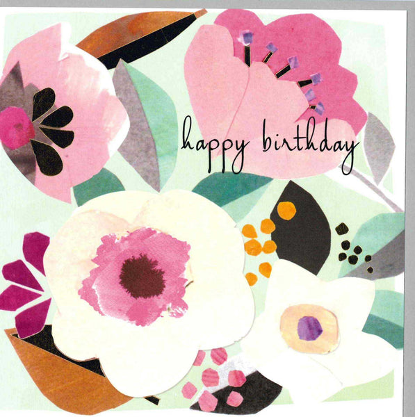 Black Olive Birthday Card