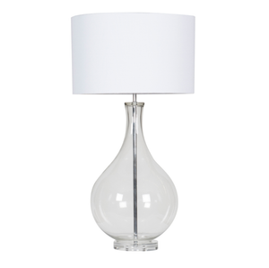 Arlington Glass Table Lamp
