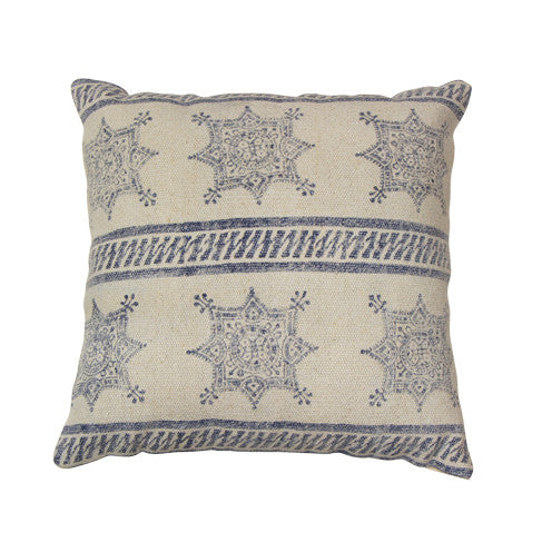 Skye Star Stonewash Cushion