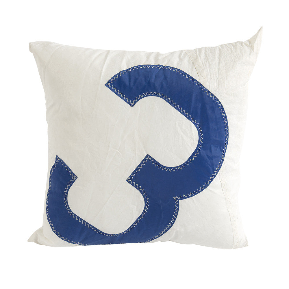 Small Sailcoth Cushion No 3