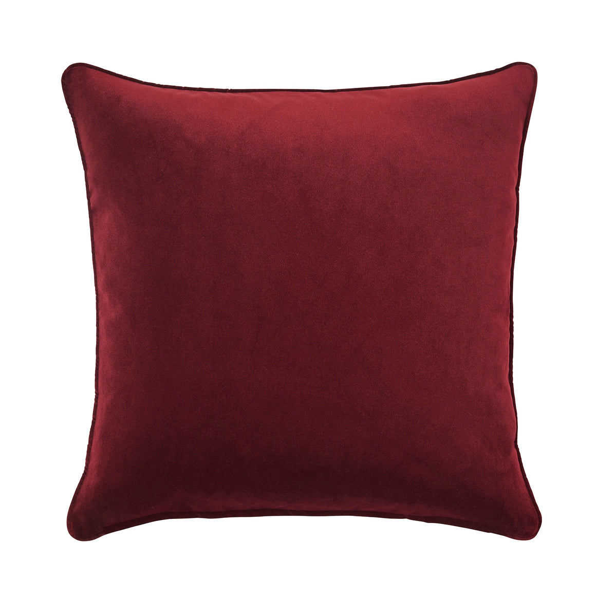 Zoe Beetroot Cushion