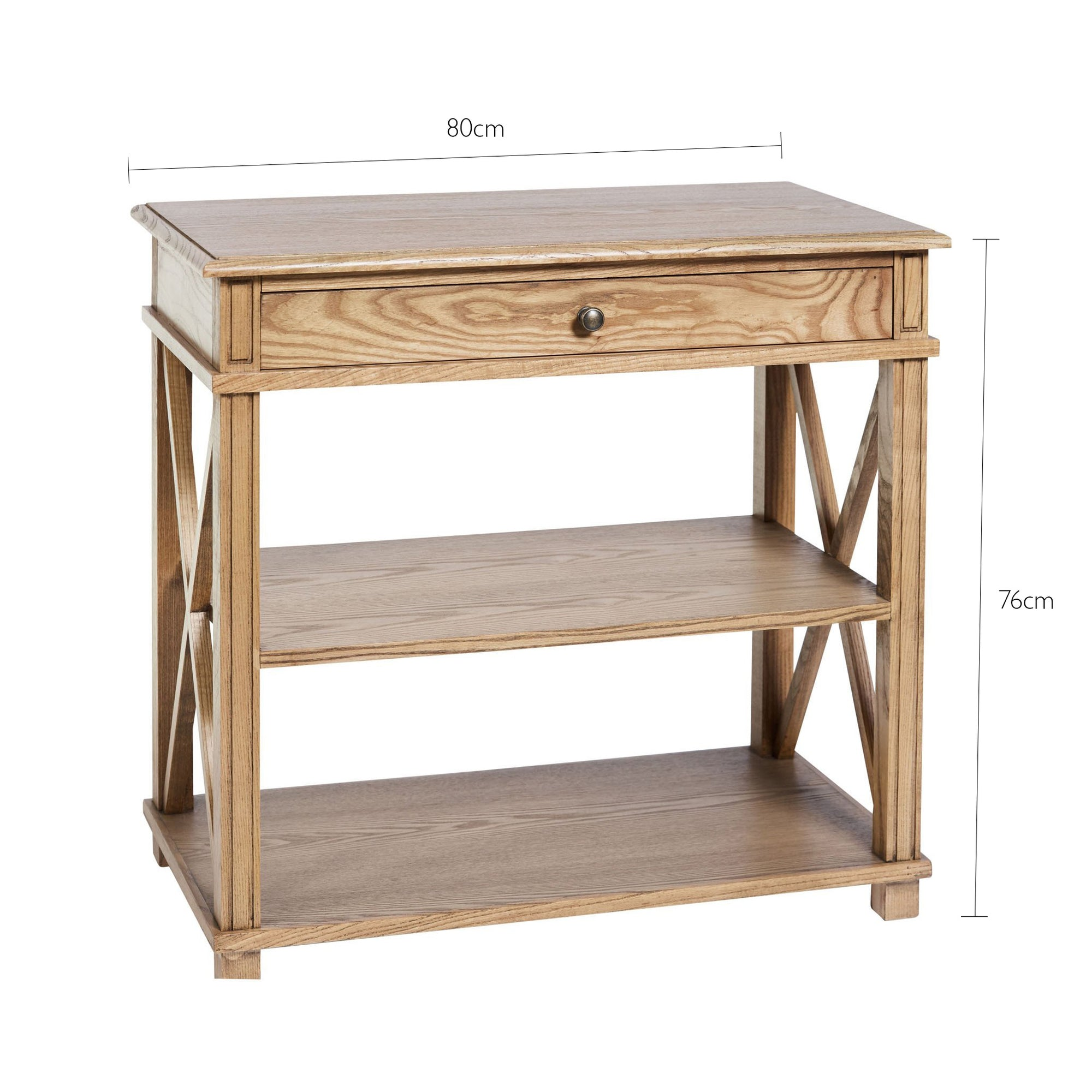 Manto Bedside Table Large