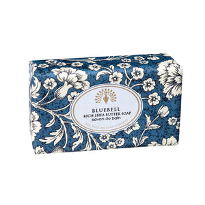 Luxury Bluebell & Jasmine Soap