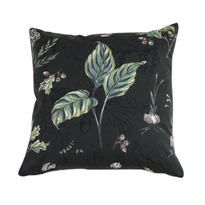 Botaniska Cushion Charcoal
