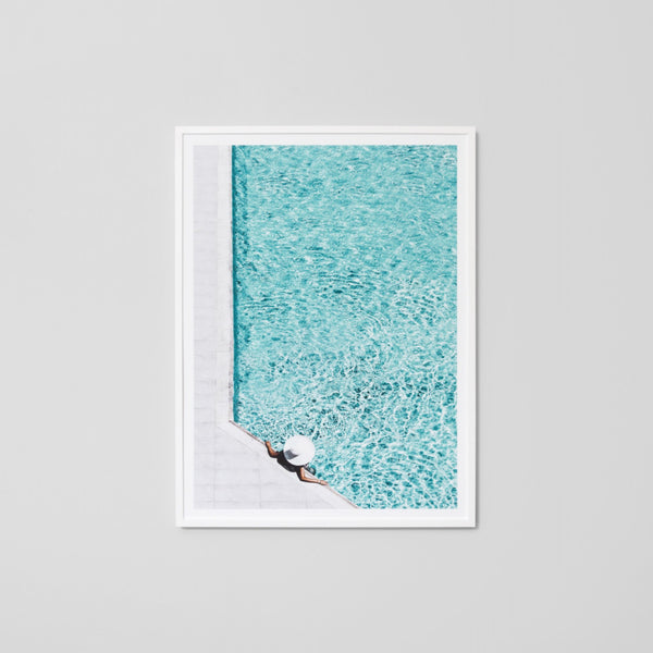 By the Pool Wall Art