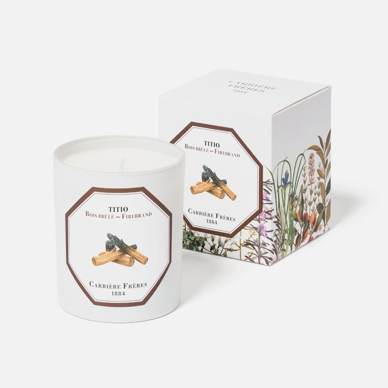 Carriere Freres Firebrand Candle
