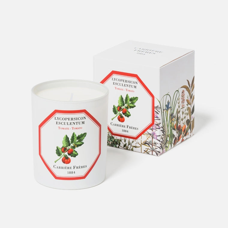 Carriere Freres Tomato Candle