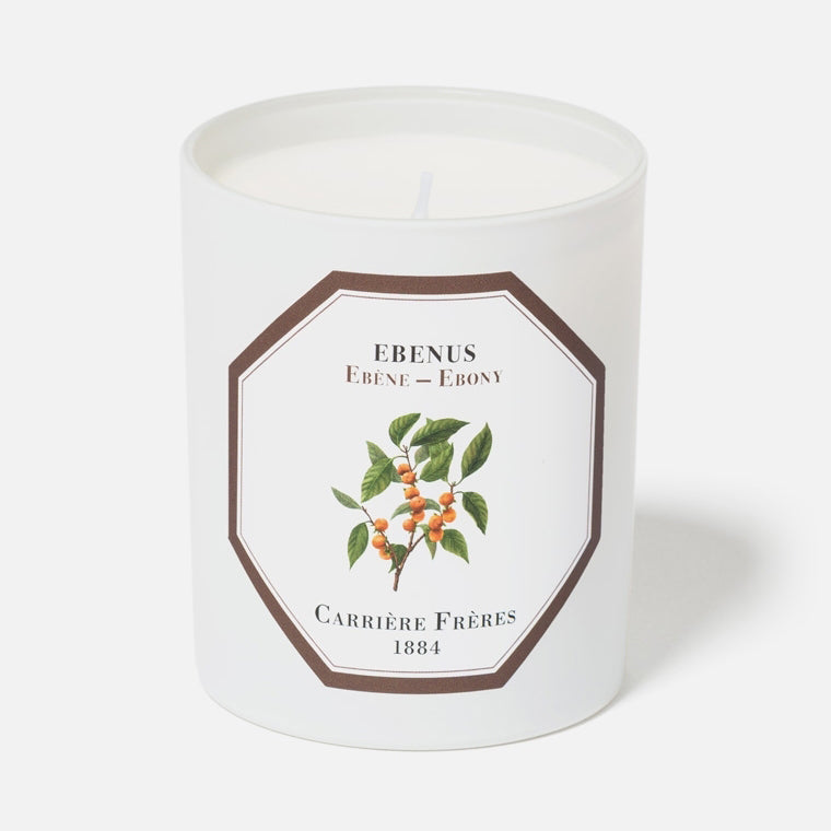 Carriere Freres Ebony Candle