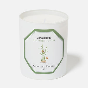 Carriere Freres Ginger Candle