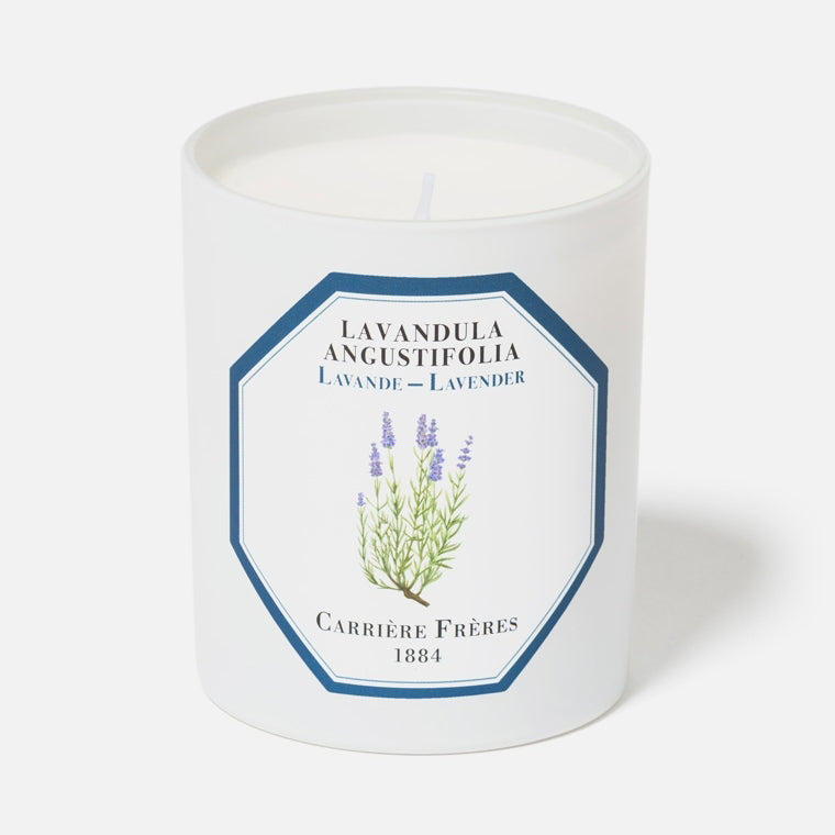 Carriere Freres Lavender Candle