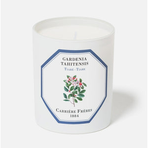 Carriere Freres Tiare Candle