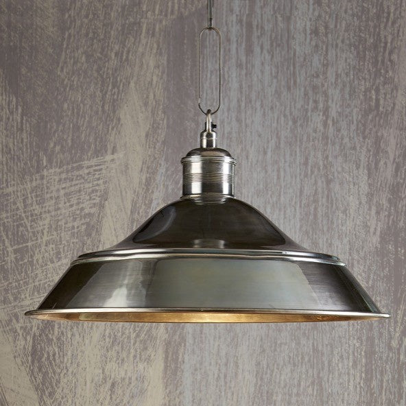 Palladium Hanging Lamp