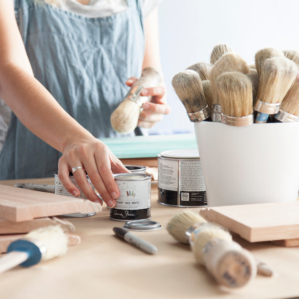 Beginner's Chalk Paint Workshop  1 Sept 2018