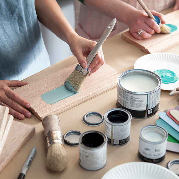 Beginner's Chalk Paint 5 May 2018