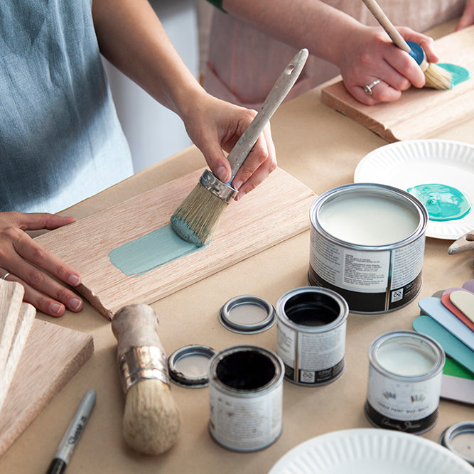 Beginner's Chalk Paint Workshop 18 August 2018