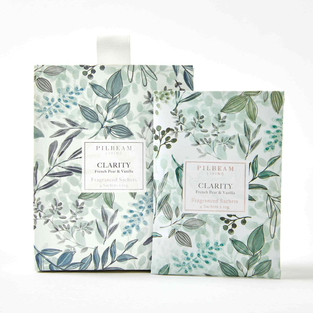 Clarity Scented Mini Sachets
