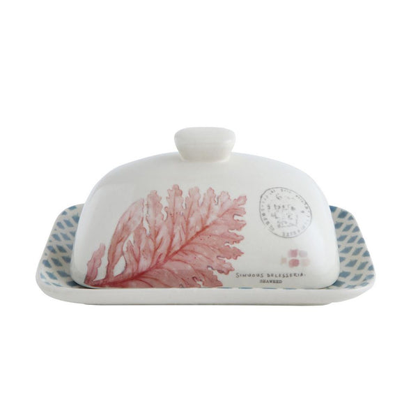Sea Life Butter Dish