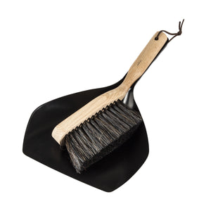 Dickens Dustpan with Brush