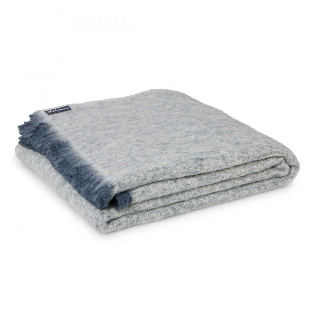 Alpaca Throw Granite