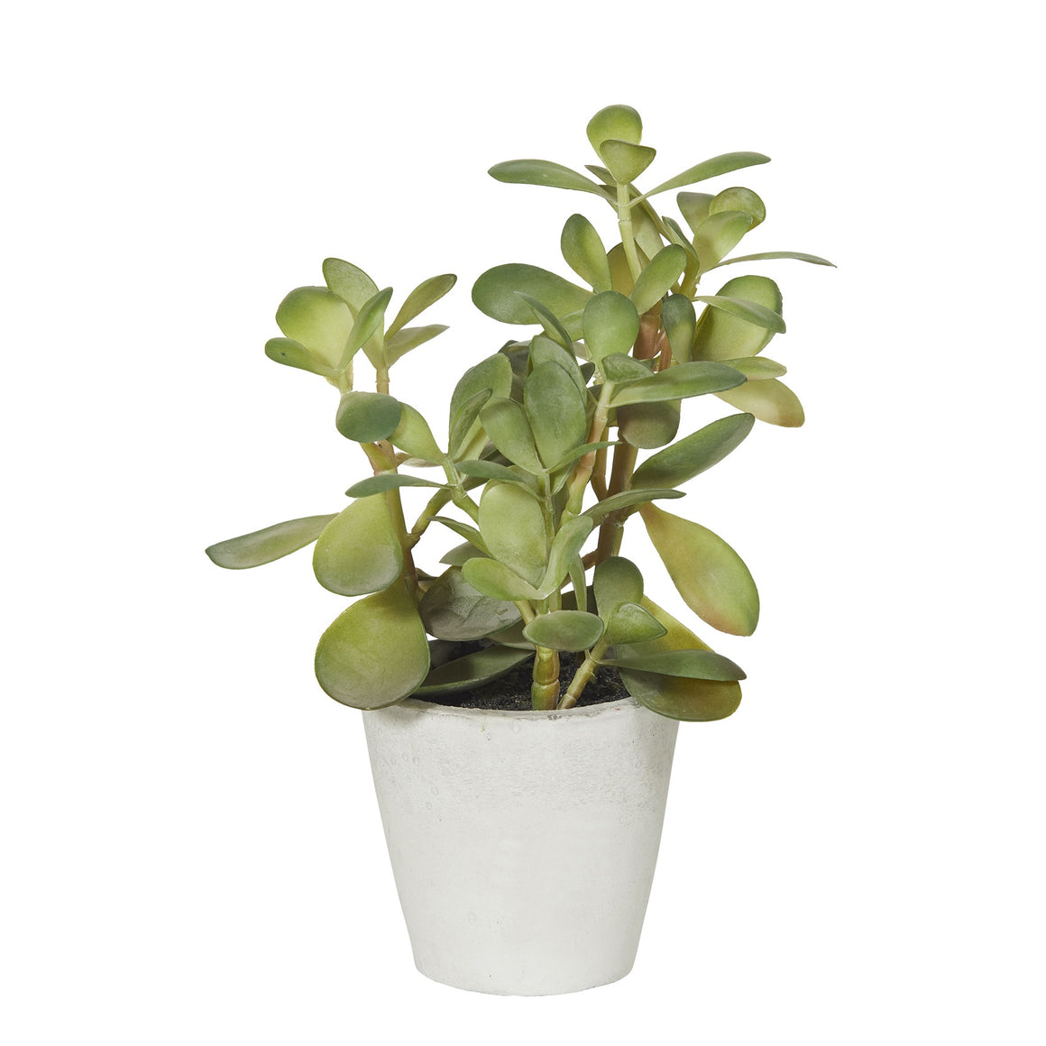 Jade Cement Pot