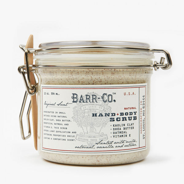 Barr-Co Clay Scrub Original