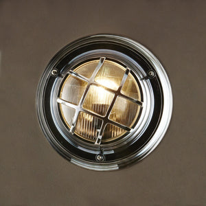 Jervis Porthole Wall Light