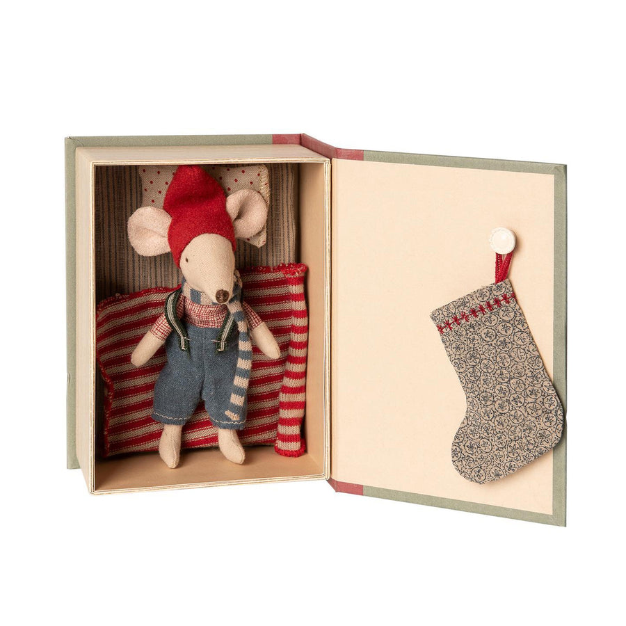 Christmas Mouse in book Big Brother