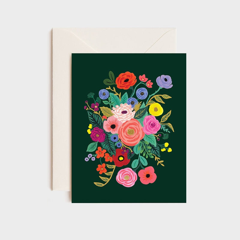 Garden Party Hunter Card