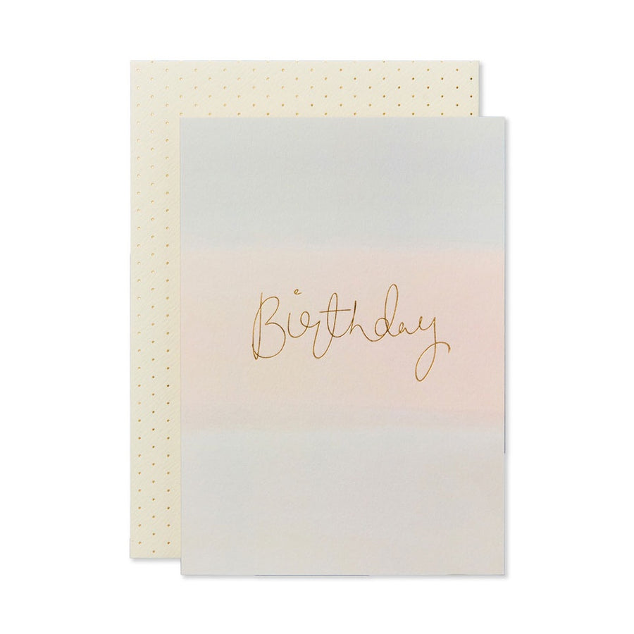 Birthday Card Neapolitan