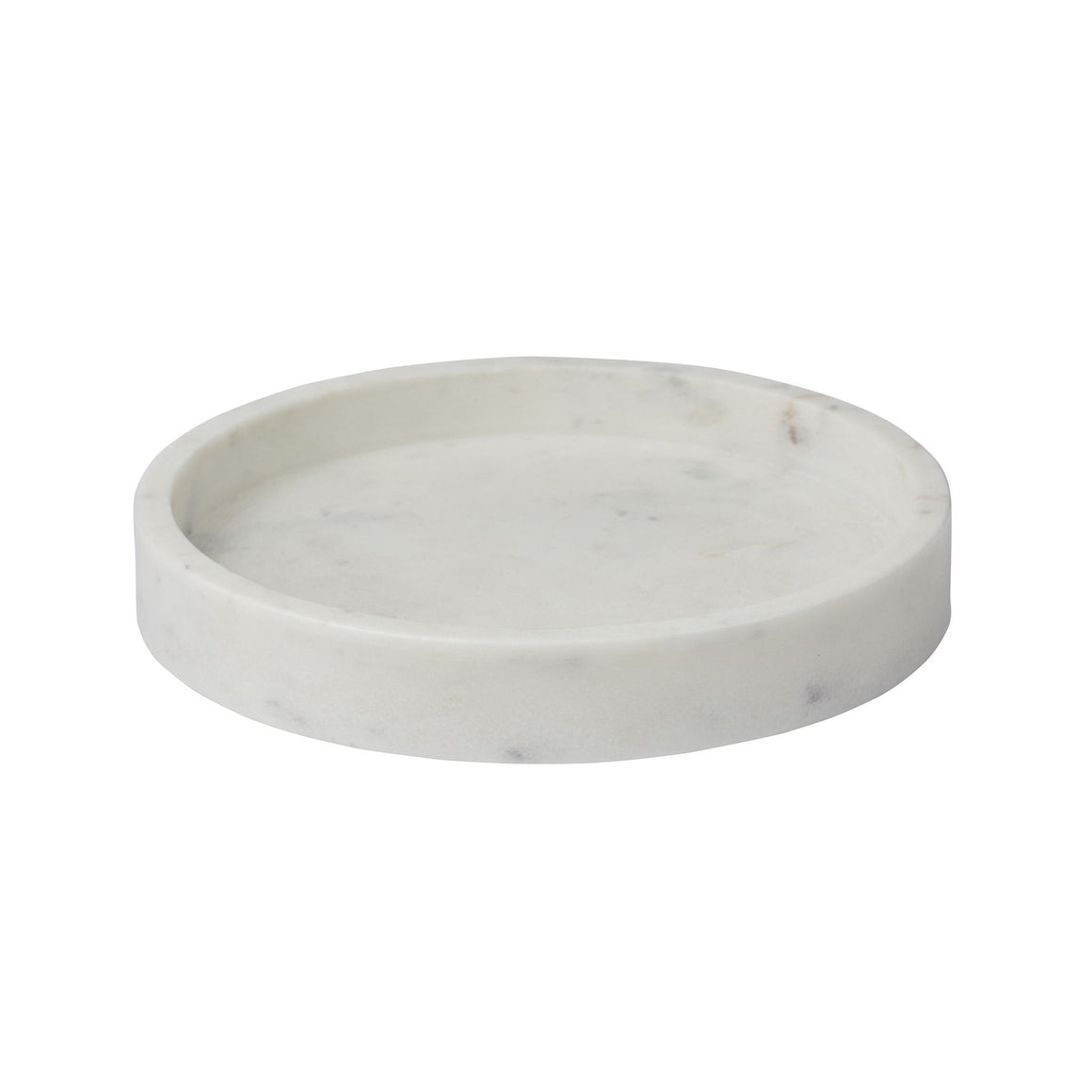 Bianco Marble Tray