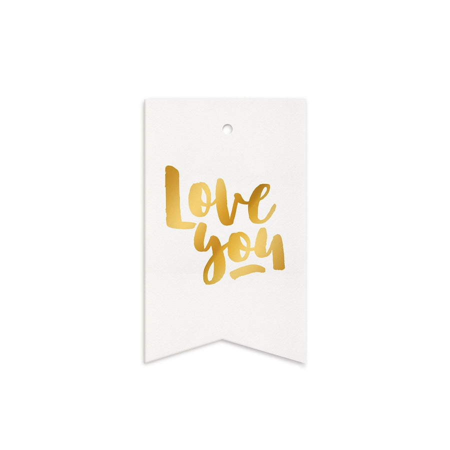 Love You Gift Tag