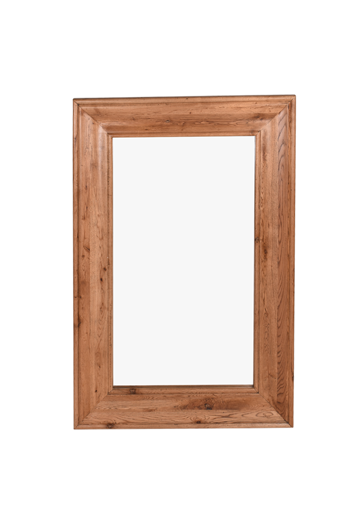 Oak Mirror Medium