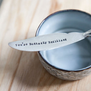 You're Butterly Brilliant Knife